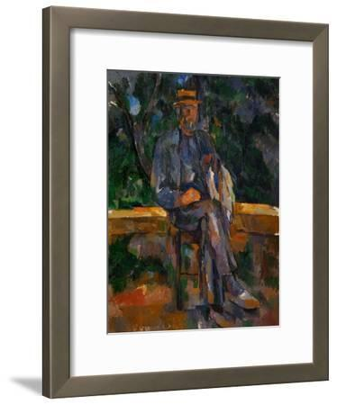 Seated Man, 1905-1906