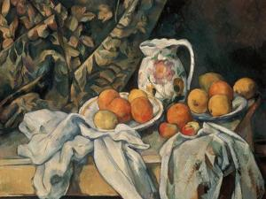 Still-Life, 1895 by Paul Cézanne