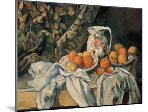 Still-Life, 1895 by Paul Cézanne