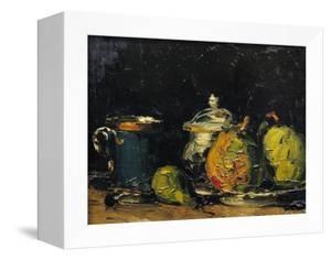 Still Life, circa 1865 by Paul Cézanne