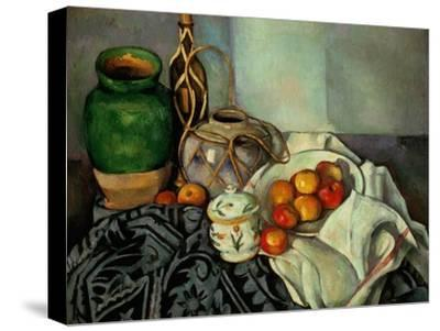 Still Life with Apples, 1893-94