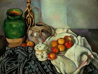 Still Life with Apples, 1893-94 by Paul Cézanne