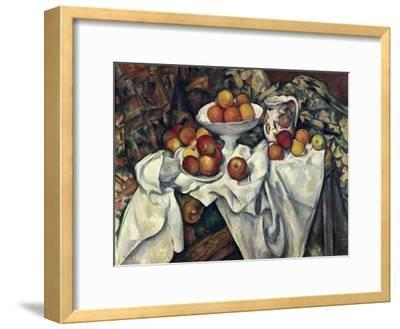 Still Life with Apples and Oranges, about 1895/1900