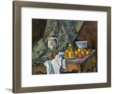 Still Life with Apples and Peaches, c.1905