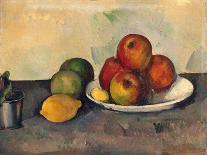 Still Life with Petunias, about 1885-Paul Cézanne-Giclee Print