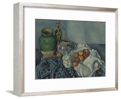 Still Life with Apples, C.1893-94