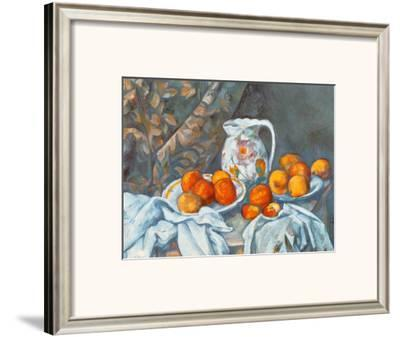 Still Life with Tablecloth