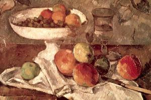 Still Life by Paul Cézanne