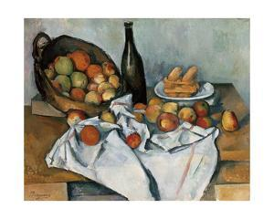 The Basket of Apples, c. 1893 by Paul Cézanne