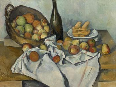 The Basket of Apples, c.1893