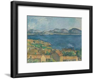 The Bay of Marseilles, Seen from L'Estaque, Ca 1885