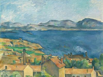The Bay of Marseilles, Seen from L'Estaque