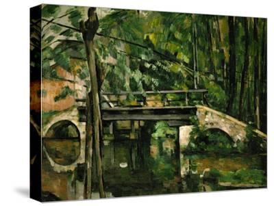 The Bridge at Maincy, Near Melun, 1879 by Paul Cézanne