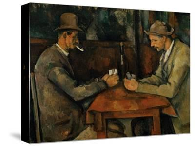 The Card Players, 1890-95