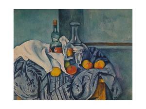 'The Peppermint Bottle', 1893-1895 by Paul Cezanne