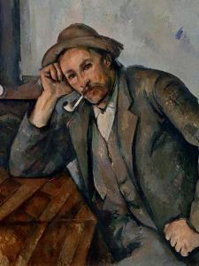 The Pipe Smoker by Paul Cézanne