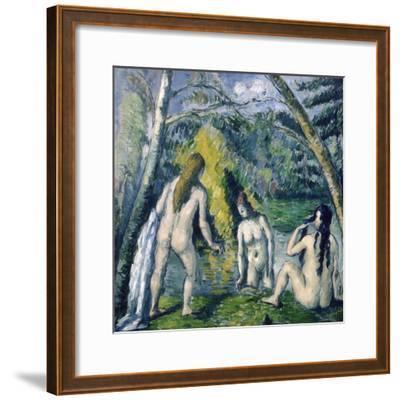 Trois Baigneuses (Three Bather)