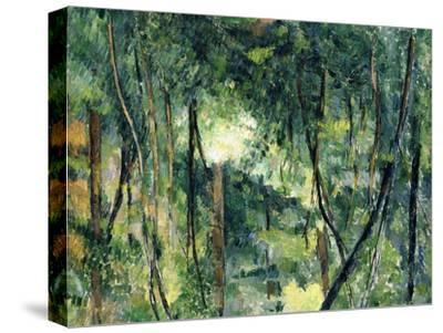 Undergrowth, C.1885