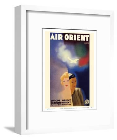 Air Orient - Service Weekly to Europe - East Asia (Orient) - Far East (Extr?-Orient)