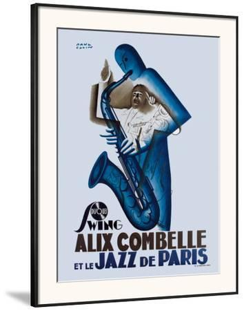 Alix Combelle, Jazz Paris