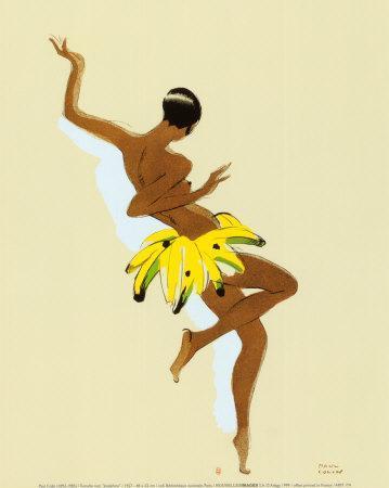 Black Thunder, Josephine Baker