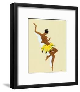 Black Thunder, Josephine Baker by Paul Colin