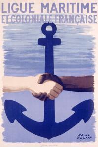 Colonial Maritime League by Paul Colin