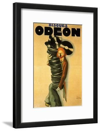 Disques Odeon, c.1932