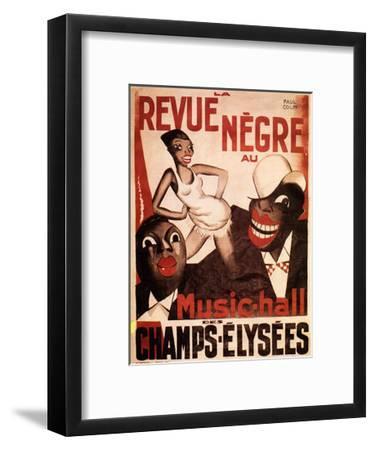 La Revue Negre, c.1925
