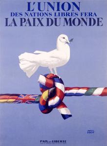 Labor Union Dove by Paul Colin