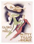 Cannes Film Festival, 1951-Paul Colin-Giclee Print