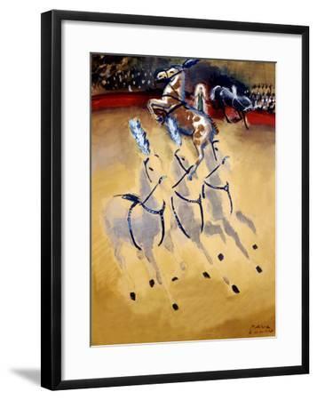 Paul Colin Circus Horse
