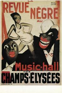 Revue Negre by Paul Colin