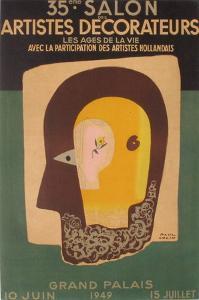 Salon des Arts Ménagers 49 by Paul Colin