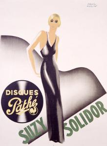 Suzy Solidor by Paul Colin