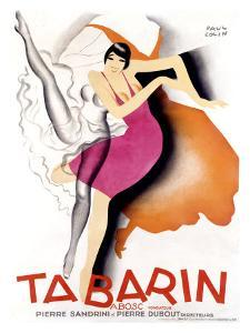 Tabarin by Paul Colin