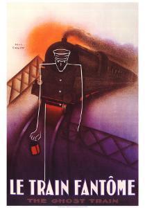 Train Fantome by Paul Colin