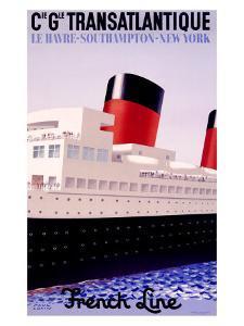 Transatlantique by Paul Colin