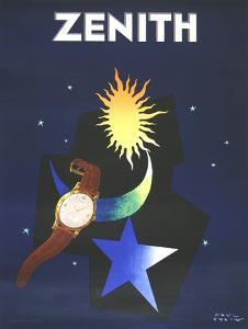 Zenith (c.1950) by Paul Colin