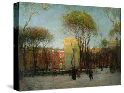 Washington Square, New York, c.1900