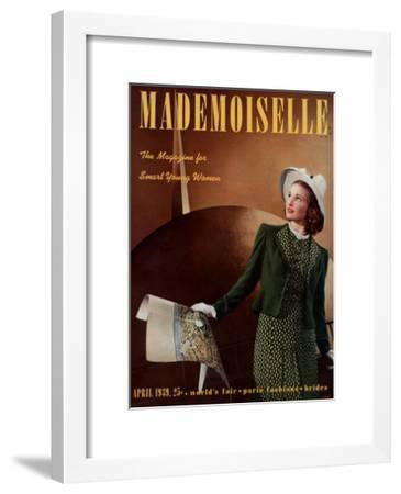 Mademoiselle Cover - April 1939