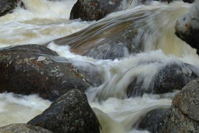 Fall River Rapids in Rocky Mountain National Park, Colorado