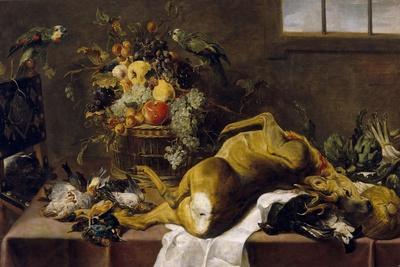 Paul de Vos / Pantry, 17th century