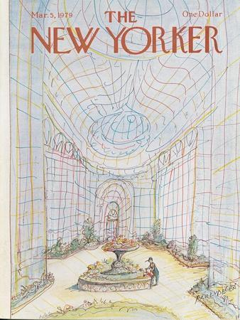 The New Yorker Cover - March 5, 1979