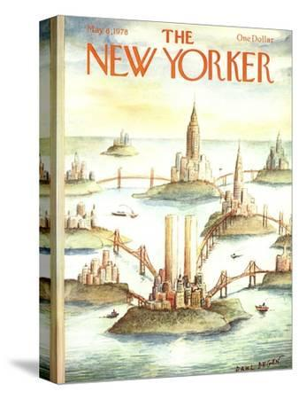 The New Yorker Cover - May 8, 1978