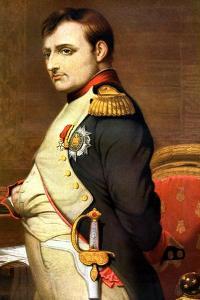 Napoleon Bonaparte, French General and Emperor by Paul Delaroche