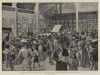 The Graphic Exhibit at the Paris Exhibition, Awarded a Gold Medal