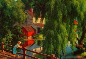 Good Old Summertime by Paul Detlefsen