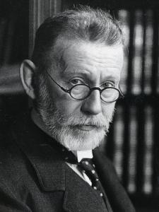Paul Ehrlich (1854-191), German Bacteriologist