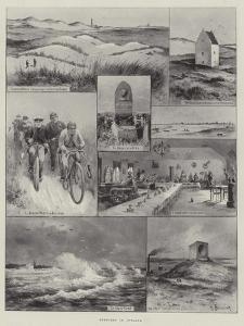 Sketches in Jutland by Paul Frenzeny